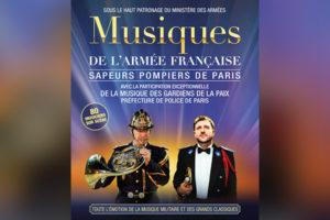MUSIQUES DE L'ARMEE FRANCAISE - SAMEDI 30 MARS 2019 -  THÉÂTRE FEMINA - BORDEAUX