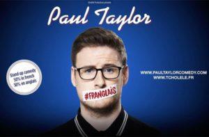 PAUL TAYLOR - VENDREDI 16 NOVEMBRE 2018 - THEATRE FEMINA - BORDEAUX