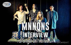 INTERVIEW MNNQNS @ DIEGO ON THE ROCKS @CAROLYN