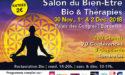 SALON DU BIEN ÊTRE – DU 30 NOVEMBRE AU 2 DECEMBRE 2018 – PARC DES EXPOSITIONS – BORDEAUX