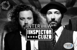 INTERVIEW VIDEO #35 - THE INSPECTOR CLUZO @ DIEGO ON THE ROCKS