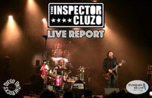 THE INSPECTOR CLUZO - KRAKATOA #LIVE REPORT @ DIEGO ON THE ROCKS