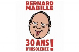 BERNARD MABILLE - VENDREDI 29 MARS 2019 - LA COUPOLE - ST LOUBÈS