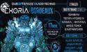 EXORIA DUB TO TRANCE & ACID TECHNO – SAMEDI 17 NOVEMBRE 2018 – ROCHER DE PALMER – BORDEAUX