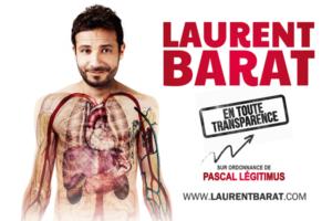 LAURENT BARAT  - NOUVELLE COMÉDIE GALLIEN - SAMEDI 17 NOVEMBRE 2018 - BORDEAUX