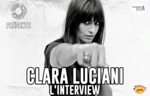 INTERVIEW MANUSCRITE #11 - CLARA LUCIANI @ DIEGO ON THE ROCKS