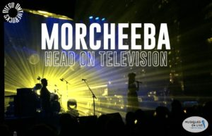 MORCHEEBA / HEAD ON TELEVISION - KRAKATOA #LIVE REPORT @ DIEGO ON THE ROCKS
