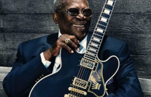 BB KING, ROI DU BLUES !