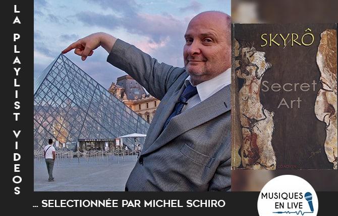 musiques en live michel schiro playlist musicale 8