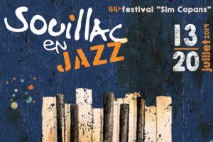 FESTIVAL SOUILLAC EN JAZZ #44 - 13 > 20 JUILLET 2019 - LOT (46)