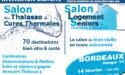 SALON DES THALASSO – 14 ET 15 FÉVRIER 2019 – HANGAR 14 – BORDEAUX