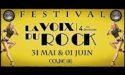 FESTIVAL LA VOIX DU ROCK #4 – 31 MAI & 1 JUIN 2019 – COUHÉ (86)