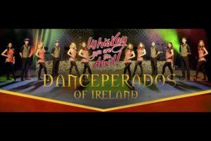 DANCEPERADOS OF IRELAND - THEATRE FEMINA - LUNDI 4 NOVEMBRE 2019 - BORDEAUX