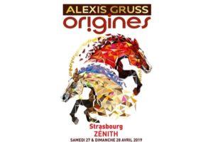 ALEXIS GRUSS « Origines » -  27 > 28 AVRIL 2019 - ZÉNITH DE STRASBOURG