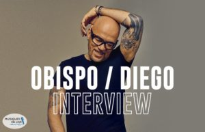 INTERVIEW MANUSCRITE #16 - PASCAL OBISPO @ DIEGO ON THE ROCKS