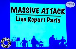 MASSIVE ATTACK - PARIS #LIVE REPORT @ DIEGO ON THE ROCKS  @ LA CABRE