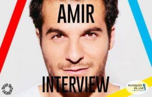 INTERVIEW MANUSCRITE #15 - AMIR @ DIEGO ON THE ROCKS