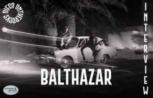 INTERVIEW MANUSCRITE #20 - BALTHAZAR @ DIEGO ON THE ROCKS