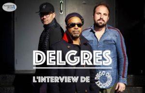 INTERVIEW VIDEO #41 - DELGRÈS @ DIEGO ON THE ROCKS @ CAROLYN