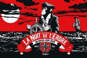 FESTIVAL LA NUIT DE L'ERDRE #21 - 28 JUIN >30 JUIN 2019 - NORT-SUR-ERDRE