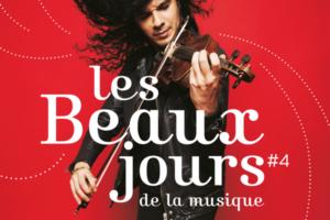 FESTIVAL LES BEAUX JOURS DE LA MUSIQUE - DU 19 AU 26 AVRIL 2019 - BIARRITZ (64)