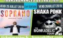 FESTIVAL TRANSHUMANCES MUSICALES #24- 25 & 26 JUILLET 2019 – PARC DU CHÂTEAU DE LAAS (64)