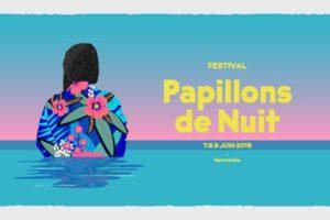 FESTIVAL PAPILLONS DE NUIT #19 - 7 > 9 JUIN 2019 - SAINT-LAURENT-DE-CUVES (50)