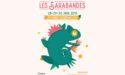 FESTIVAL LES SARABANDES – 28 > 30 JUIN 2019 – SAINT GENIS D'HIERSAC (16)
