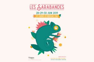 FESTIVAL LES SARABANDES - 28 > 30 JUIN 2019 - SAINT GENIS D'HIERSAC (16)