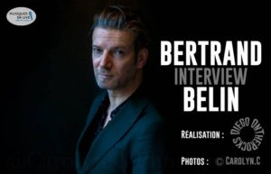 INTERVIEW MANUSCRITE #22 - BERTRAND BELIN @ DIEGO ON THE ROCKS  @ CAROLYN