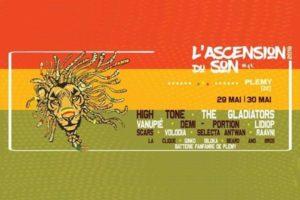 FESTIVAL ASCENSION DU SON #11 - 29 & 30 MAI 2019 - PLEMY (22)