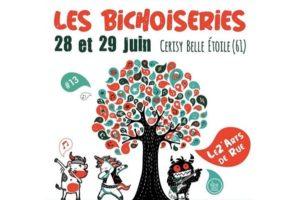 FESTIVAL LES BICHOISERIES #13 - 28 & 29 JUIN 2019 - CERISY-BELLE-ÉTOILE (61)