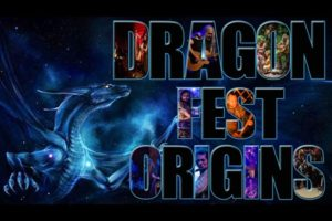 DRAGON'FEST #2 - 5 > 7 JUILLET 2019 - MAURE  DE BRETAGNE (35)