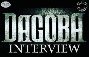 INTERVIEW MANUSCRITE #32 - DAGOBA @ DIEGO ON THE ROCKS  @ CAROLYN