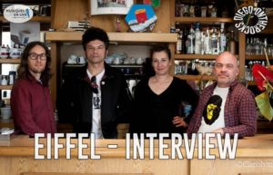 INTERVIEW MANUSCRITE #29 - EIFFEL @ DIEGO ON THE ROCKS  @ CAROLYN