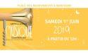 FESTIVAL APPELLATION MUSIQUE CONTROLEE – SAMEDI 1 JUIN 2019 – MONTAGNE ( St EMILION )