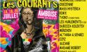 FESTIVAL LES COURANTS #18 – 18 > 20 JUILLET 2019 – AMBOISE (37)
