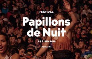 LA PLAYLIST VIDÉOS DU FESTIVAL PAPILLONS DE NUIT 2019