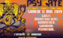 PSYGATE – L'ENTREPÔT LE CLUB – SAMEDI 11 MAI 2019 – BORDEAUX