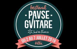 LA PLAYLIST VIDÉOS DU FESTIVAL PAUSE GUITARE 2019