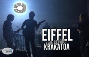 EIFFEL - MERIGNAC #LIVE REPORT @ DIEGO ON THE ROCKS