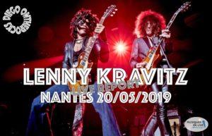 LENNY KRAVITZ - NANTES #LIVE REPORT @ DIEGO ON THE ROCKS