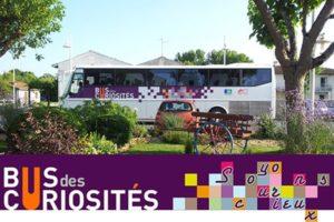 LE BUS DES CURIOSITÉS - VENDREDI 24 MAI 2019 - ESPACE RENÉ LAZARE - TARGON (33)