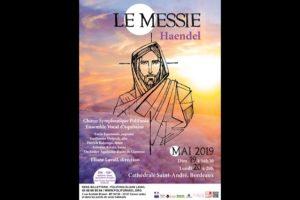 LE MESSIE DE HAENDEL - POLIFONIA - CATHÉDRALE ST ANDRÉ - 19 & 20 MAI 2019 - BORDEAUX