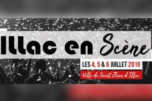 ILLAC EN SCENE #4 - 4 > 6 JUILLET 2019 - ST JEAN D'ILLAC (33)