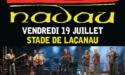 CONCERT DE NADAU – VENDREDI 19 JUILLET 2019 – LACANAU (33)