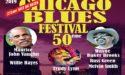 NUIT DU BLUES X CHICAGO BLUES FESTIVAL – SAMEDI 23 NOVEMBRE – HALLES DE GASCOGNE – LEOGNAN (33)