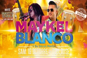 CONCERT MAYKEL BLANCO Y SU SALSA MAYOR - SAMEDI 19 OCTOBRE 2019 - LE BASCALA (31)