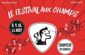 LA PLAYLIST VIDEOS DU FESTIVAL AUX CHAMPS 2019
