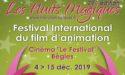 """LES NUITS MAGIQUES – 4 > 15 DECEMBRE 2019 – CINEMA """"LE FESTIVAL"""" – BEGLES"""